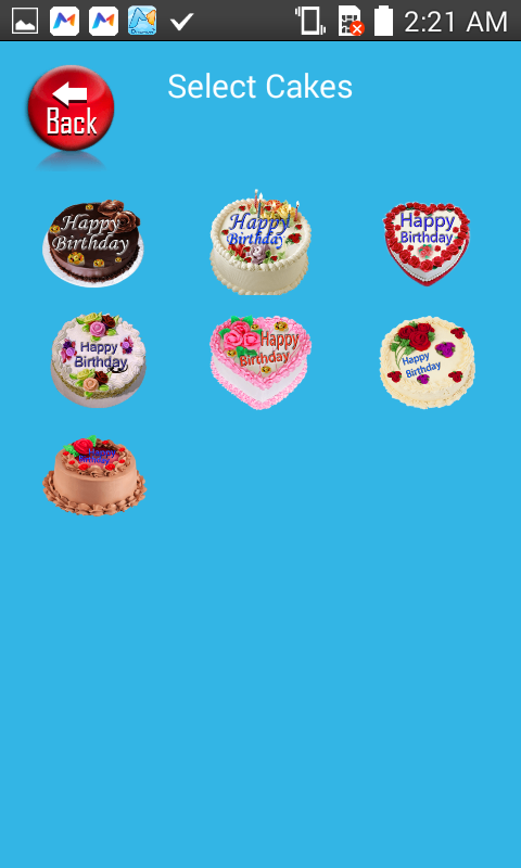 Make Birthday Cards with Photo Android Apps on Google Play – Card Making for Birthday