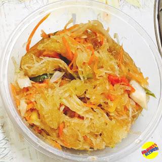 Atsara Recipe (Pickled Green Papaya).