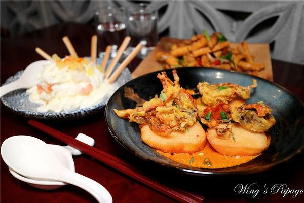 青樓/我不是雪花冰/俺不是臭豆腐/東區中餐廳推薦/ 中式餐酒館創意料理/春酒聚餐尾牙合菜/忠孝敦化站美食餐廳。