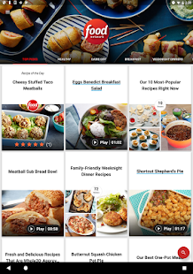 Food network in the kitchen apps on google play screenshot image forumfinder Image collections