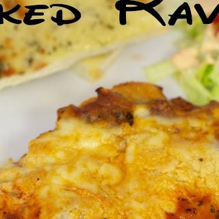 Disney's Baked Ravioli