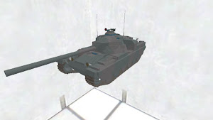 "British MBT ""Chieftain"""