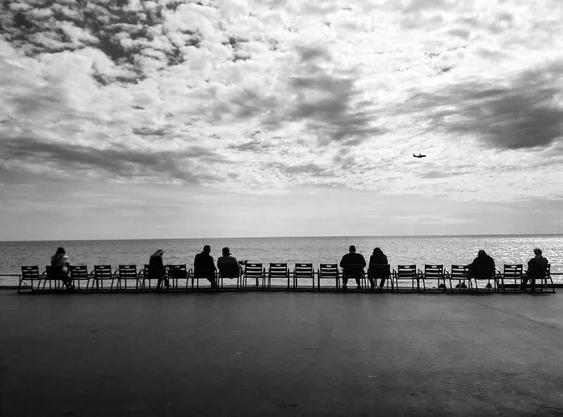 Nizza, Promenade des Anglais. di AlessandraBertelli