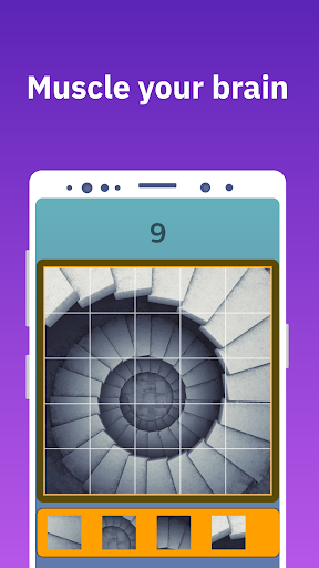 ORION: tile puzzle games, brain games android2mod screenshots 2