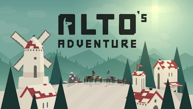 Alto's Adventure Android 14