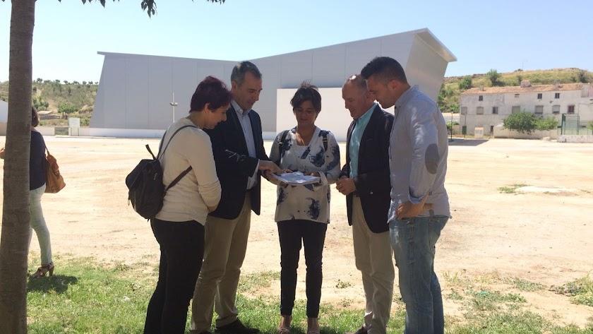 Impulso al futuro parque público de Chirivel