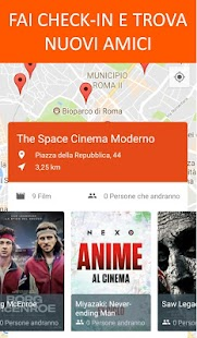 CinemApp Cinema- miniatura screenshot