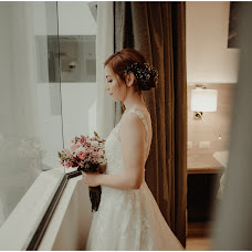 Wedding photographer Carlos Cortés (CarlosCortes). Photo of 26.06.2018