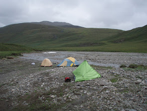 Photo: 28 July 2011 campsite