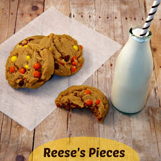 Reese's Pieces Cookies.