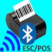 ESC/POS Barcode Bluetooth Demo APK