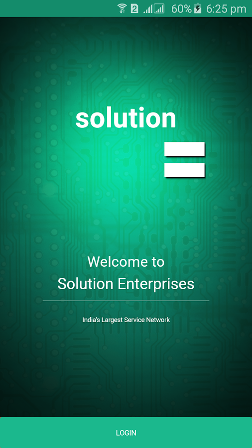 Solution Enterprises- screenshot