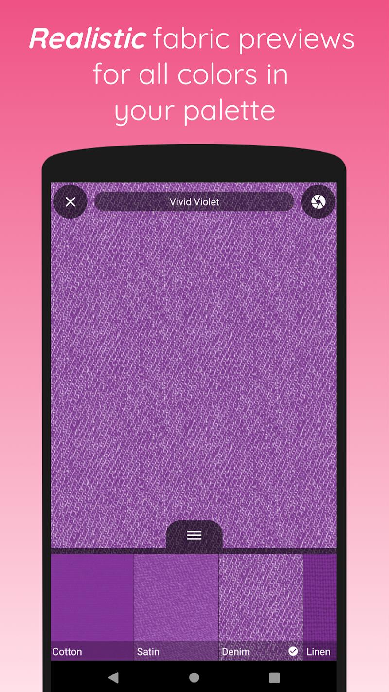 Скриншот My Winter Palette
