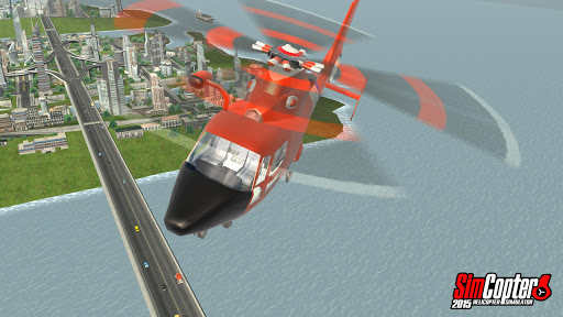 Helicopter Simulator SimCopter 2015 Free  screenshots 4