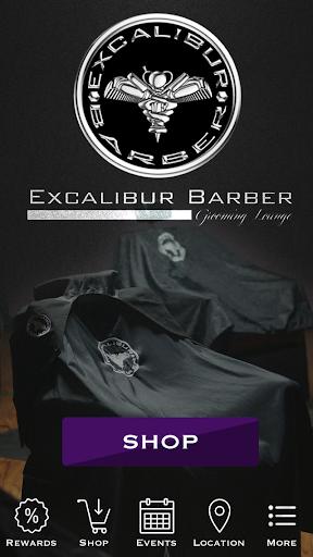 Excalibur Barber