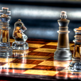 Chess by Daniel Tompkins - Artistic Objects Other Objects ( chess )