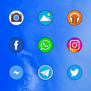 PIXEL PIE – ICON PACK v7.8 [Patched] APK 5