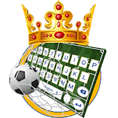 Madrid Football Royal Keyboard