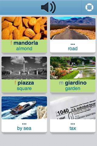 Learn Italian - 3400 words screenshot 4