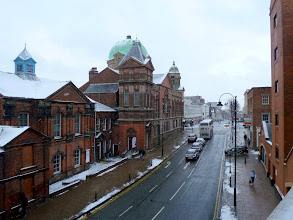 Photo: School St & Darlington St Methodist Church