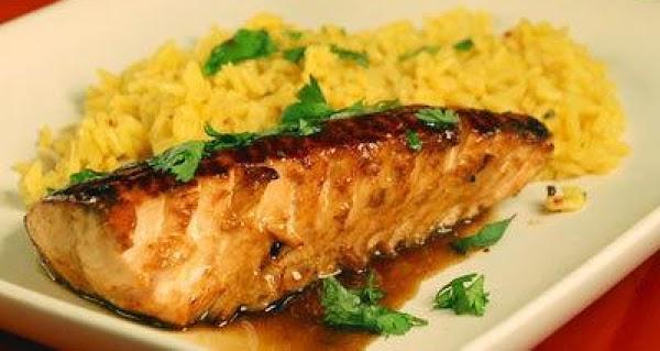 Glazed Salmon Recipe