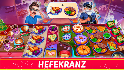 Christmas Cooking: Chef Madness Fever Games Craze 1.4.14 screenshots 2