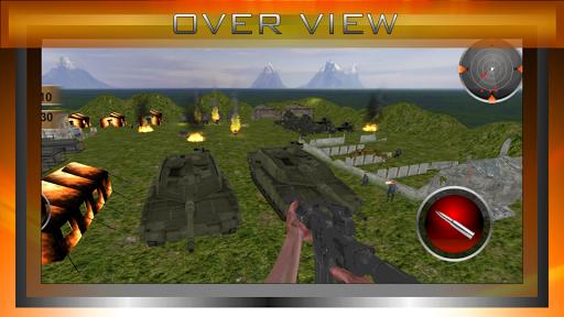 Modern Sniper Commando Adventu