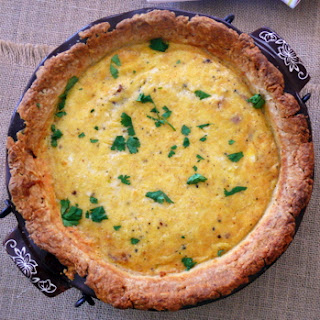 Buttermilk Cheese Quiche Recipes.