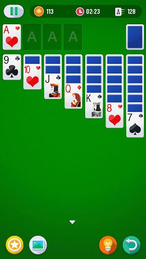 Solitaire screenshot 1