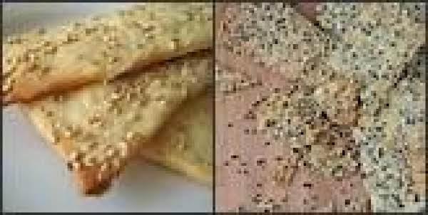 Lavosh Recipe