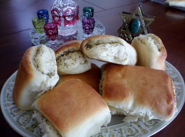 Onion Pockets Rolls Recipe