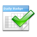 Daily Badge Icon