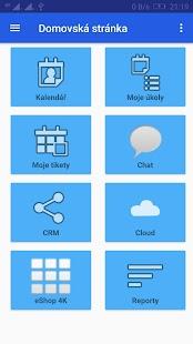 eManager mobile - náhled