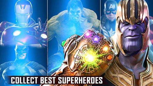 Mafia Thanos Vs Avengers Superhero Infinity Fight 1.0.1 screenshots 10