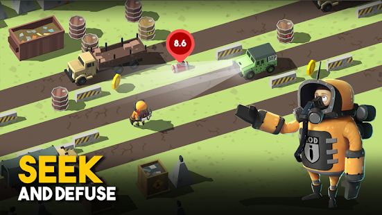 Bomb Hunters- screenshot thumbnail