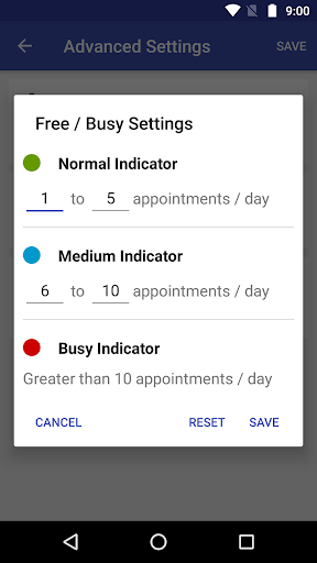 Appointment Manager Classic  screenshots 8