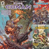 King Conan: Wolves Beyond the Border