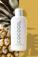 Cocooil Advertisement - Pinterest Pin item