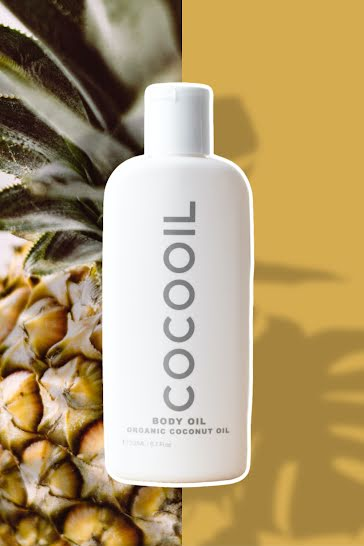 Cocooil Advertisement - Pinterest Pin Template