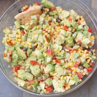 Avocado Corn Salsa