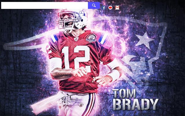 Tom Brady HD Wallpapers New Tab