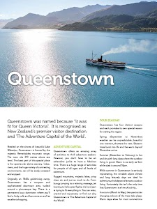 Queenstown Magazine screenshot 11