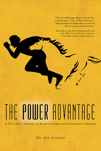 The Power Advantage cover