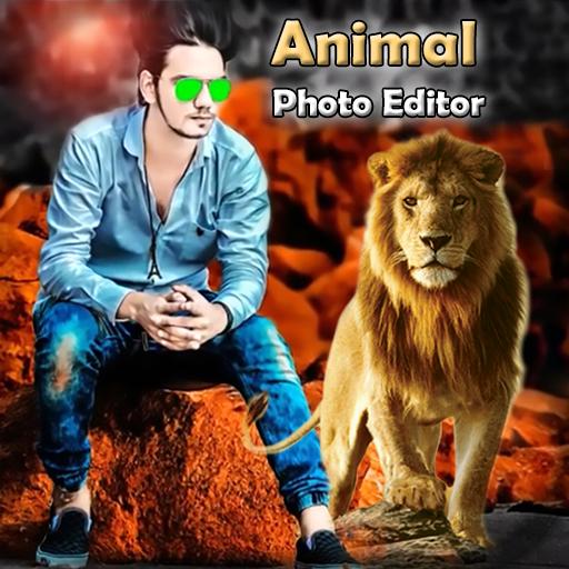 Animal Photo Editor - Animal Photo Frame
