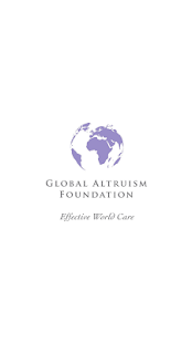 Global Altruism Foundation - náhled
