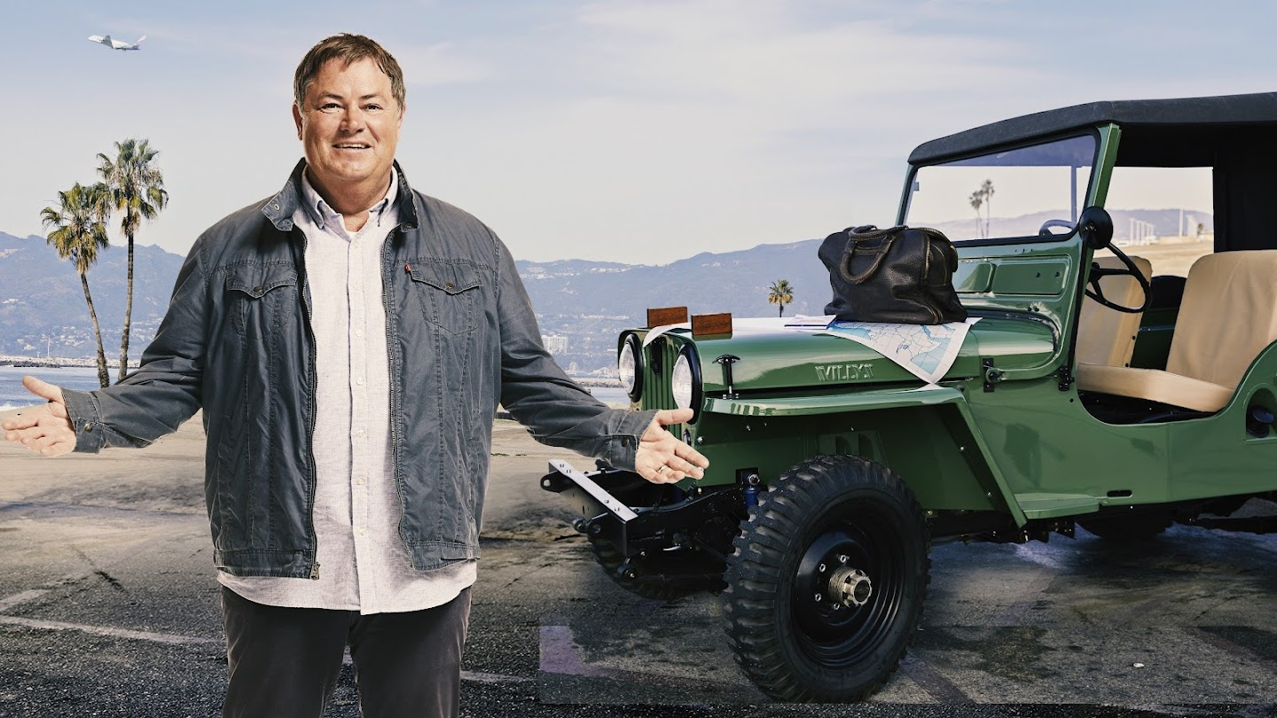 Watch Mike Brewer's World of Cars live