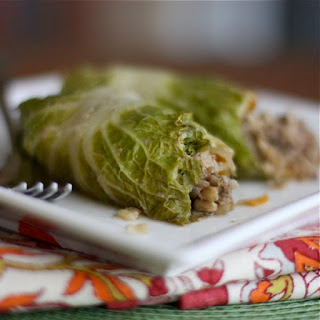 Stuffed Cabbage Rolls Without Tomato Sauce Recipes
