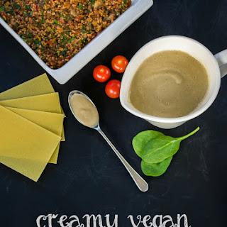 Creamy Soy Milk Sauce Recipes