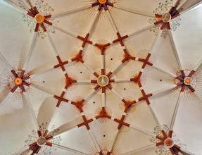 Photo: Gotisches Kreuzgewölbe in der St. Kastor-Basilika