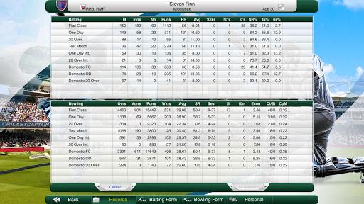 Cricket Captain 2019 0.51 screenshots 17